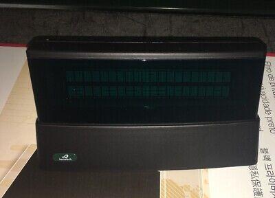 Bematech Logic Ltx9000up-gy Ltx9000 Customer Pole Display Gray 9.5mm Usb Port