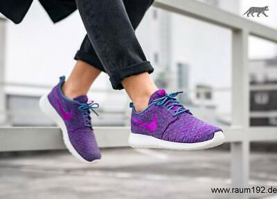 Nike Roshe One Flyknit Women's Running Shoes Trainers UK 3   US 5.5   EUR 36