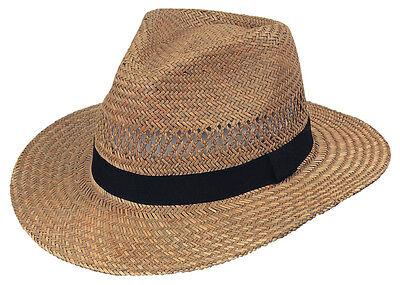 Scippis Havanna Strohhut Natur Bogart Panamhut »BARROW« Sommerhut Panama Hut online kaufen