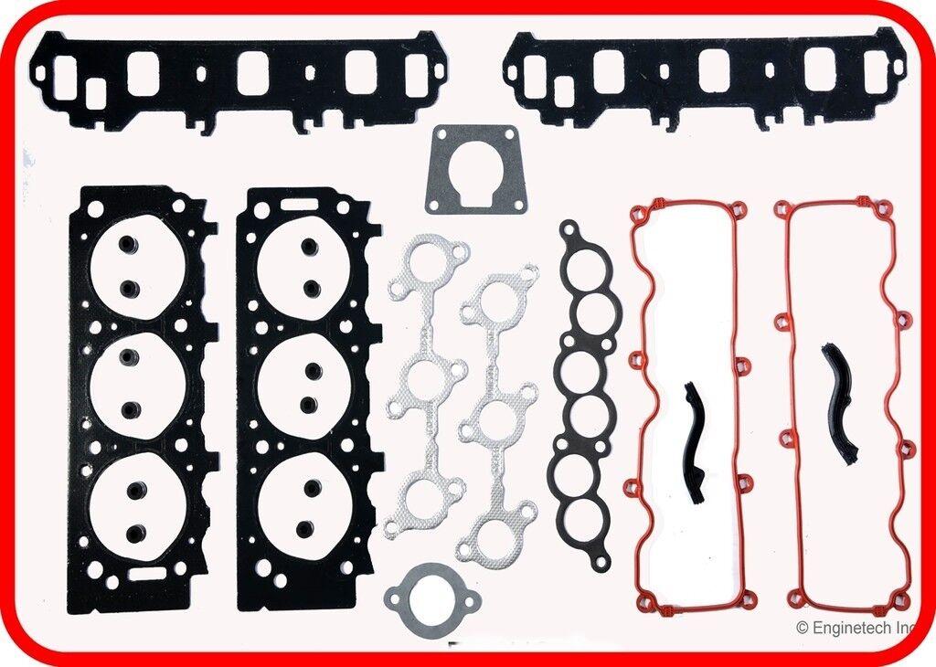"""*FULL GASKET SET* Ford Ranger 183 3.0L OHV V6 VULCAN /""""U,V/""""  /'99 00 01"""