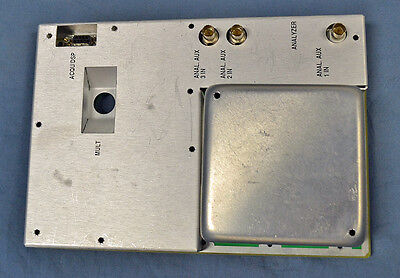 Thermo Finnigan Mat Lcq Mass Spectrometer 97000-61330 Top Cover Analyzer S-board