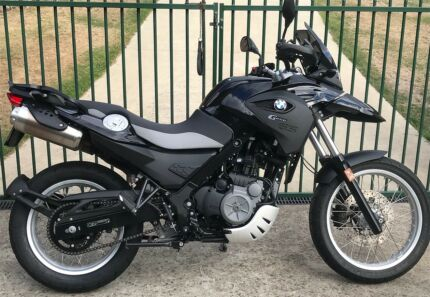 BMW G650GS ABS, Lams Adventure Touring ,may trade Rd bike, $7900
