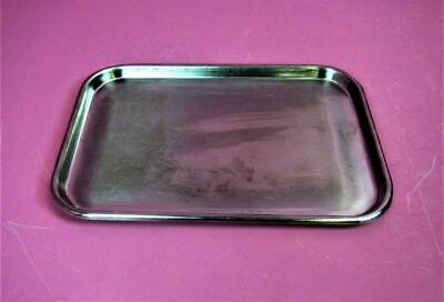 5 Vollrath 8015 Stainless Steel Surgical Instrument Mayo Tray 15 X 10.5