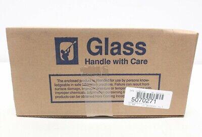 Box Of 12 Corning 3160-60 Pyrex 7740 Glass 60x15mm Petri Dish