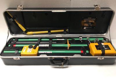Metrohm Llt 11 Kv High Voltage Live Line Tester Full Set Free Shipping