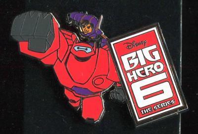 Big Hero 6 The Series Hiro Baymax Disney Pin](Big Hero 6 Hiro)