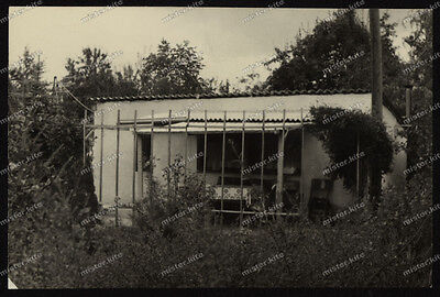 Foto-Stuttgart-Wangen-Gebäude-Gartenhaus-Schrebergarten-1975