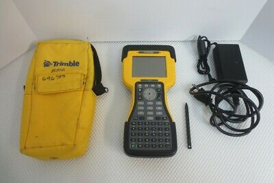 Trimble Tsc2 W Survey Controller Software 12.49 And Accessories