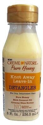 Creme of Nature Pure Honey Knot Away Leave In Detangler 236ml VERSAND