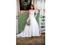 Wedding dress Amanda wyatt