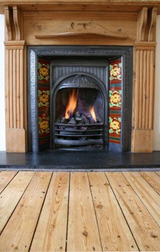 Cast Iron Fireplace Mantel