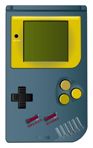 Game Boy - auch Girls spielen damit gerne!