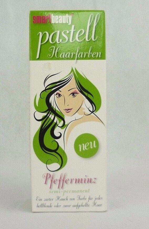 Smart Beauty Pastell Haarfarbe Semi-Permament Pfefferminz Tönung