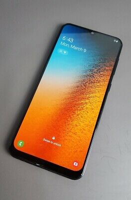 Samsung Galaxy A30 32G SM-A305N Black *Excellent Condition*