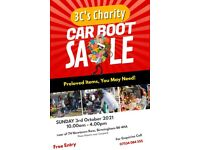 3C's Charity Car Boot Sale