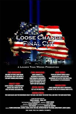 Loose Change Trilogy Documentary Dvd Free Fast Ship  Trusted