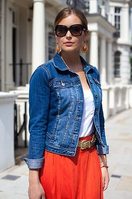 The Denim Jacket & Skirt Formula | eBay