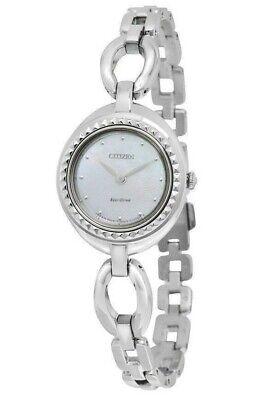 Citizen Eco-Drive Women's Silhouette 24mm Watch EX1440-61D
