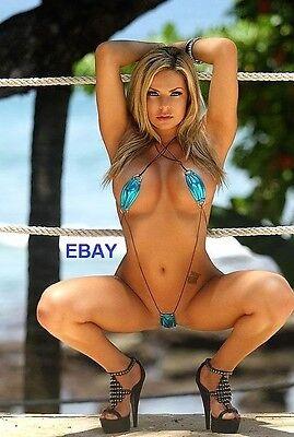 Springbreak Hooters Bikini Beach 4X6 Photo Picture  Free Shipping   170