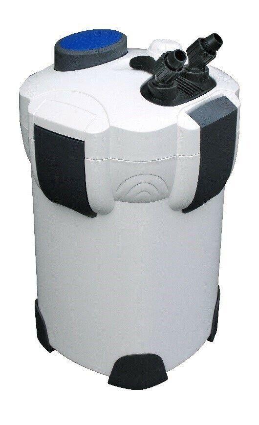 AquaOne Außenfilter Aquarienfilter HW Filter Filtermedien Pumpe UVC Aquarium Bio
