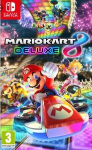 Looking for Mario Kart 8 (switch)