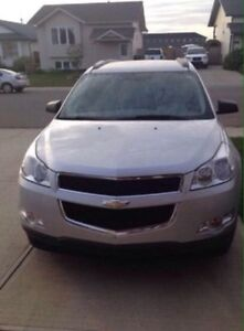 2011 AWD Chevy Traverse. MOTIVATED TO SELL!