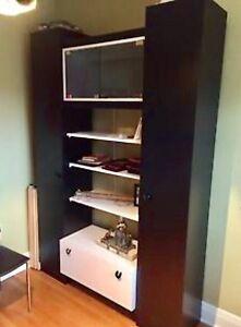 Storage shelf etagere rangement