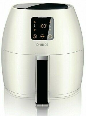 Philips Avance XL 1750W Extra-Large Digital Airfryer Multi-Cooker - Star White