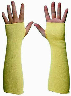 Pair Slkw14 Heat Cut Resistant Arm Protection Sleeves 14 Made With Kevlar