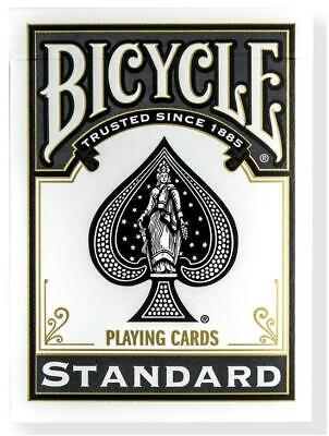 Bicycle® Standard Black Playing Cards