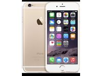 Iphone 6s 64gb white gold 10 month waranty unlocked