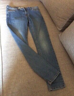 Hoxton Blue Extreme Skinny Jeans  W30 L30