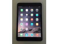 Apple iPad Mini 16GB Wifi - £135 - Black - With Warranty