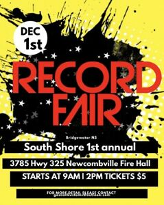 Vinyl LP records fair 3 weeks left