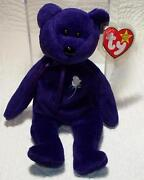 Princess Di Beanie Baby Bear
