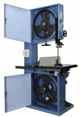 Oliver 24 Bandsaw 5hp Or 7.5hp 1ph Or 3ph W Accufence System
