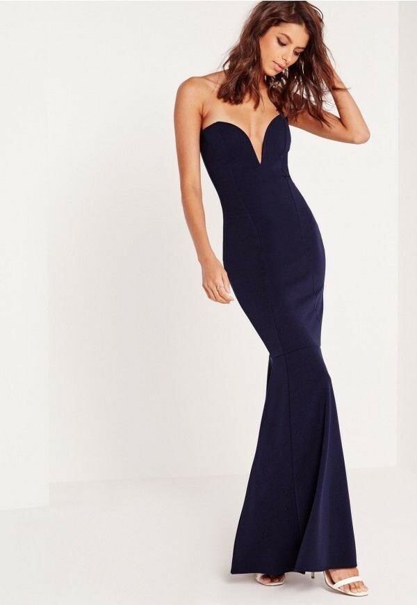Missguided Fishtail Maxi Prom Dress Size 10 | in Oxford, Oxfordshire ...