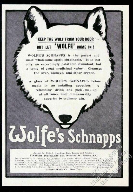 1910 Wolfe