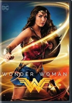 Wonder Woman Dvd   Ships In 1 Business Day With Tracking   New Movie