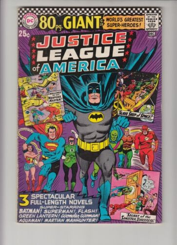 JUSTICE LEAGUE OF AMERICA #48 FN