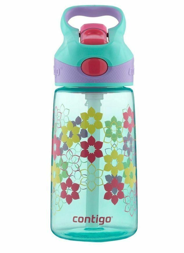 Contigo Autospout Striker Kids Water Bottle - Ultramarine Li