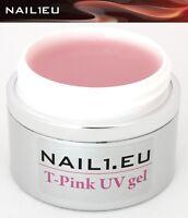 30ml Gel Costruzione Nail1.eu T-pink Rosa Milchig/composizione Di Uv Builder Gel -  - ebay.it