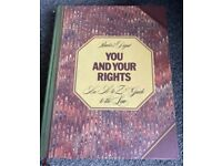 Readers Digest You And Your Rights