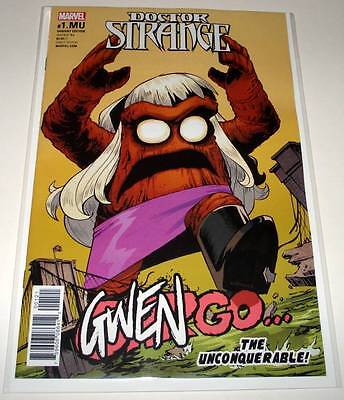 DOCTOR STRANGE : MONSTERS UNLEASHED  # 1.MU   Marvel Comic 2017 NM VARIANT COVER