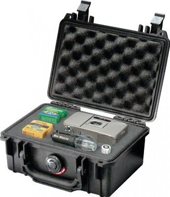1120 Foam - Pelican Case with Foam for Camera 1120, Black, New, Free Shipping