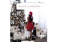 Slim down for Santa