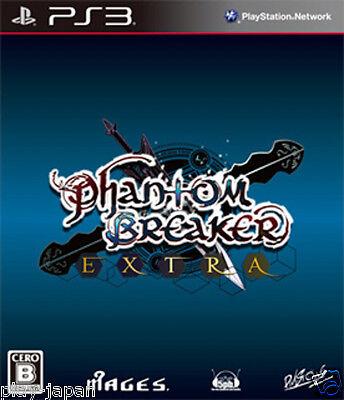 Used PS3 Phantom Breaker Extra