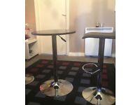 High Bar kitchen Table / Coffee Cocktail Bar