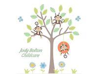 Jody Bolton Childcare - childminding service