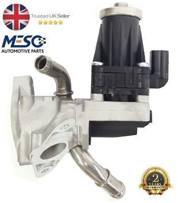 O.E. EGR VALVE FOR CITROEN RELAY  2.2 HDI 130 HP 2011 ONWARD